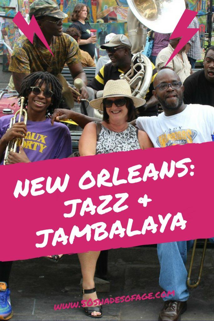 New Orleans: Jazz & Jambalaya