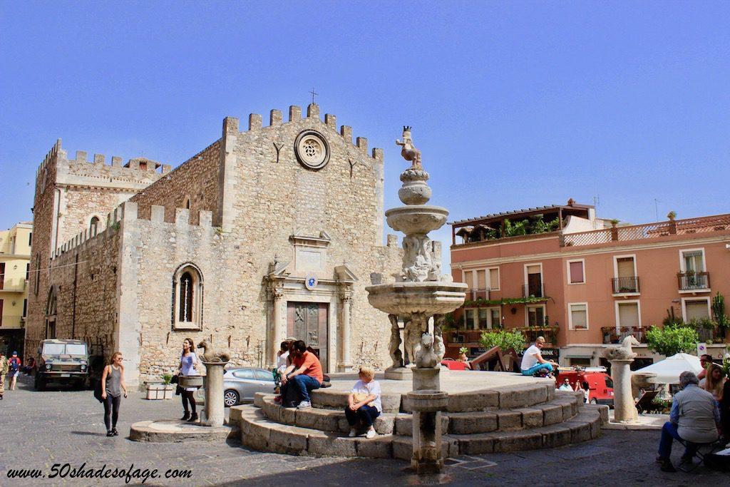Taormina: a Siclian Treasure