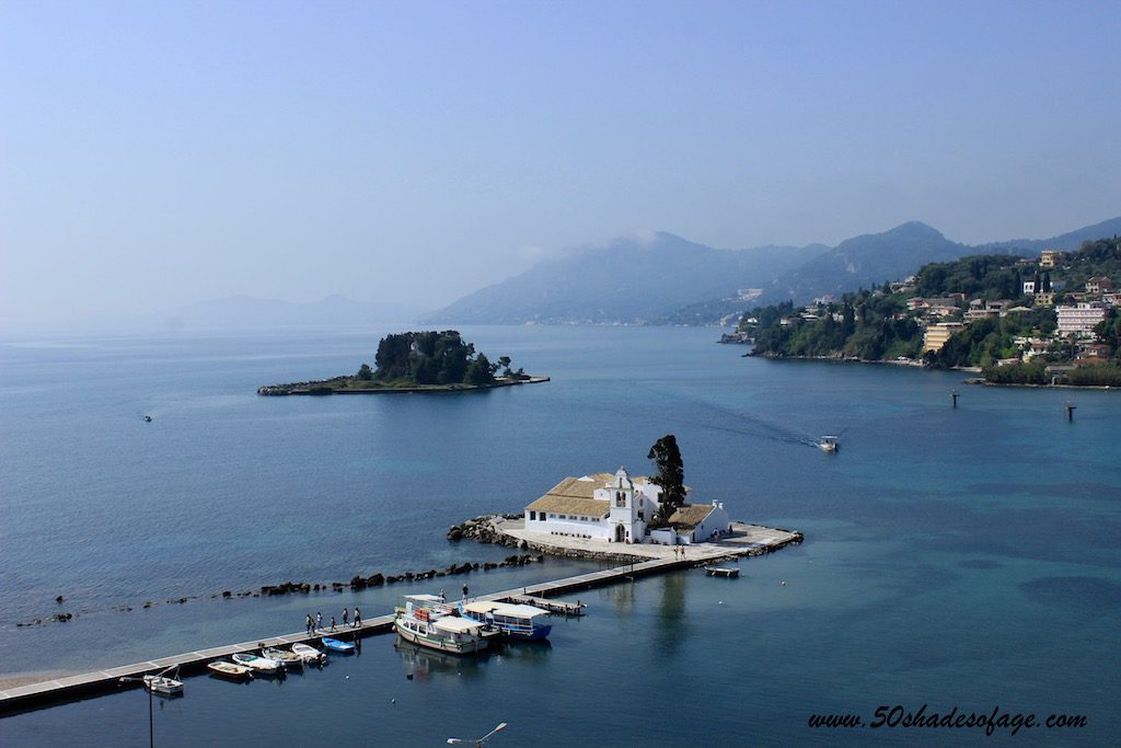 Corfu - A Greek Island