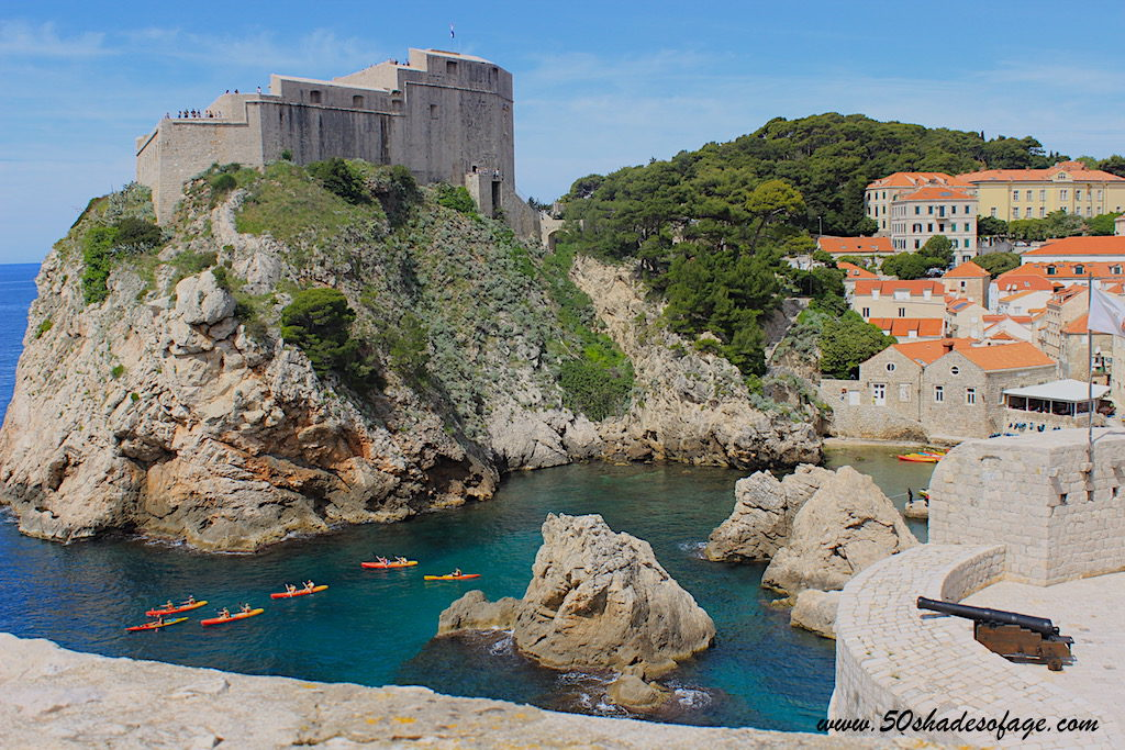 A Dreamy Day in Dubrovnik
