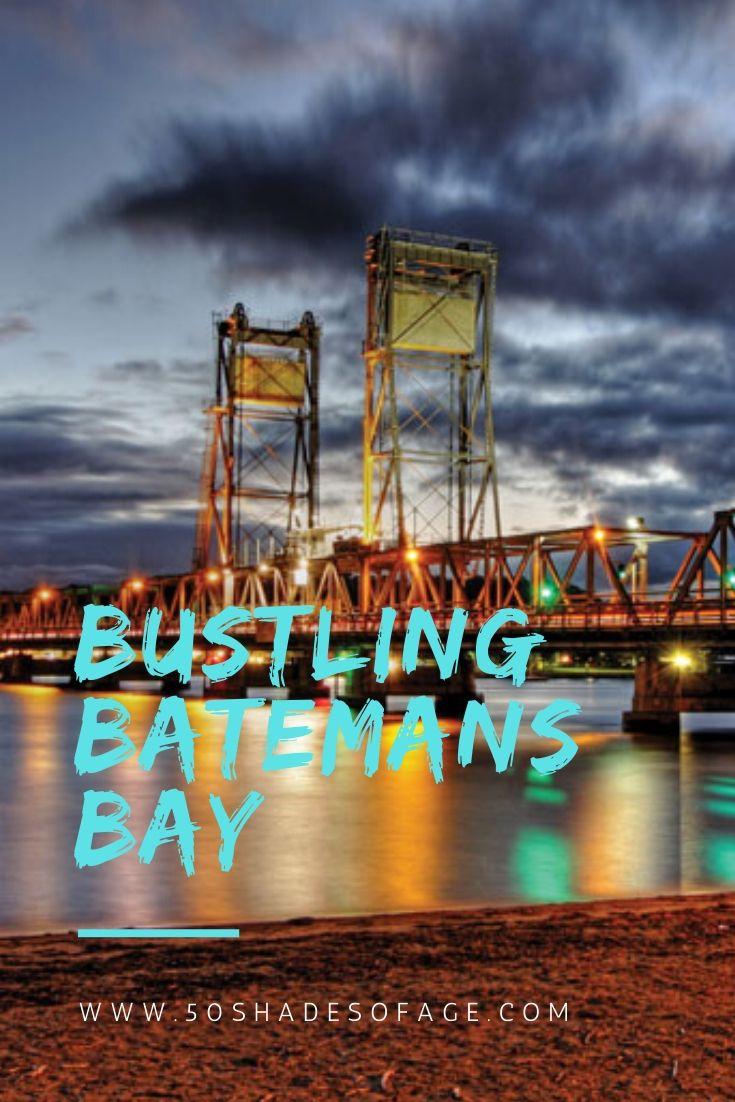 Bustling Batemans Bay