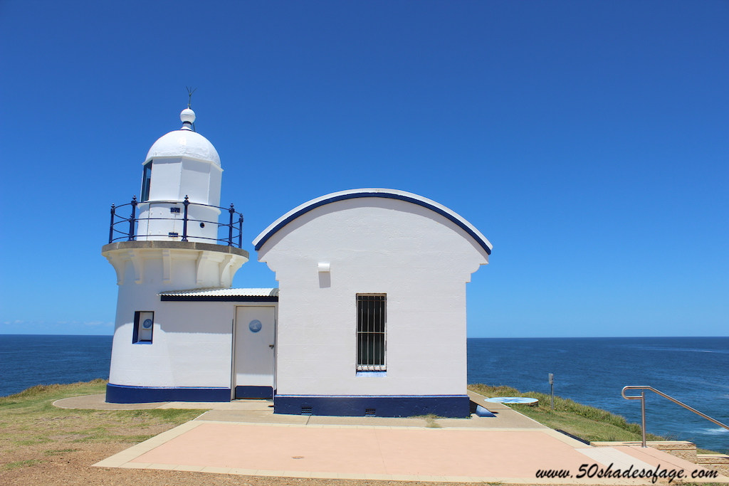 Hacking Point Lighthouse