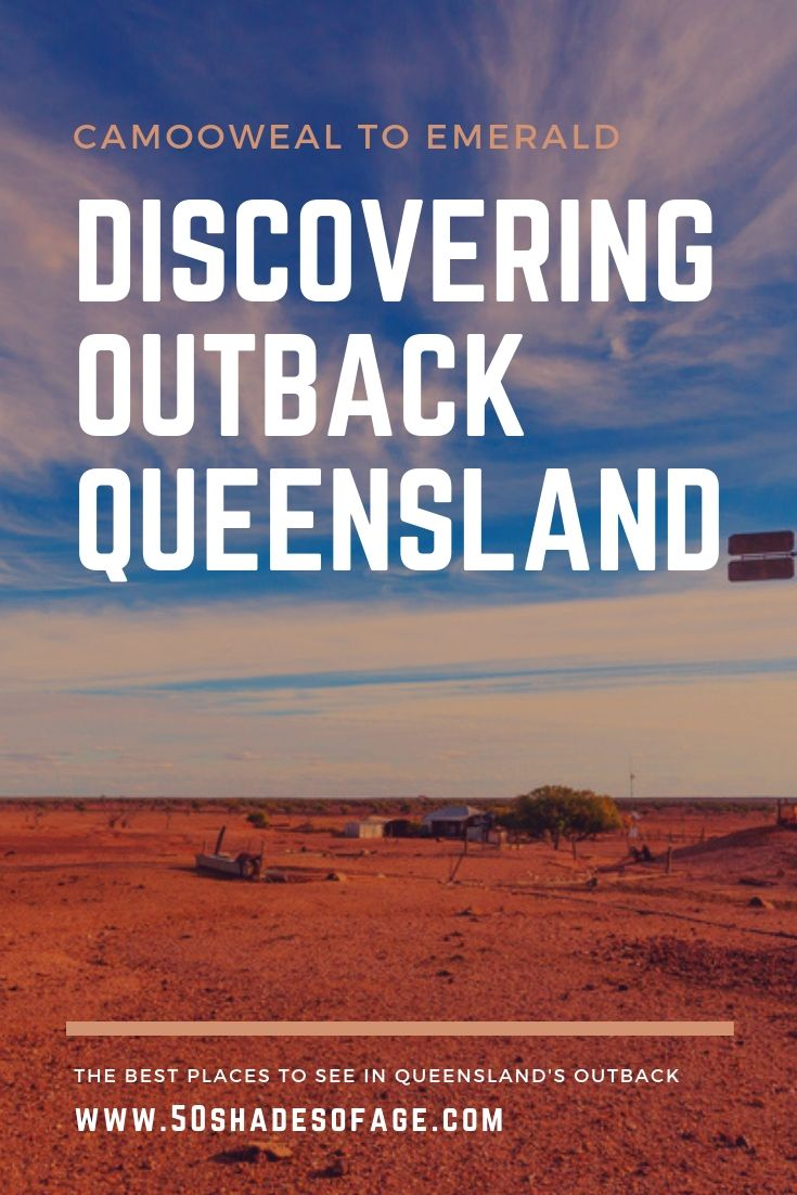 Discovering Outback Queensland: Camooweal to Emerald