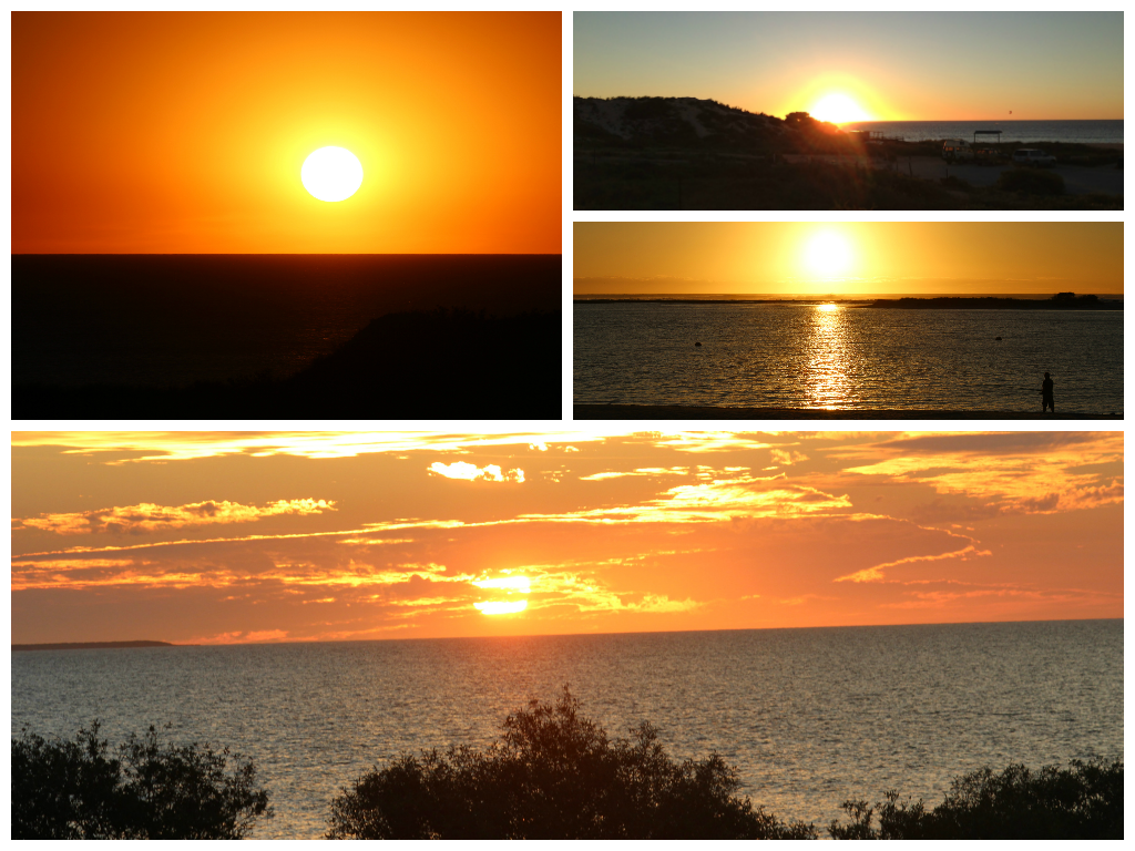Majestic Australian Sunsets & Sunrise