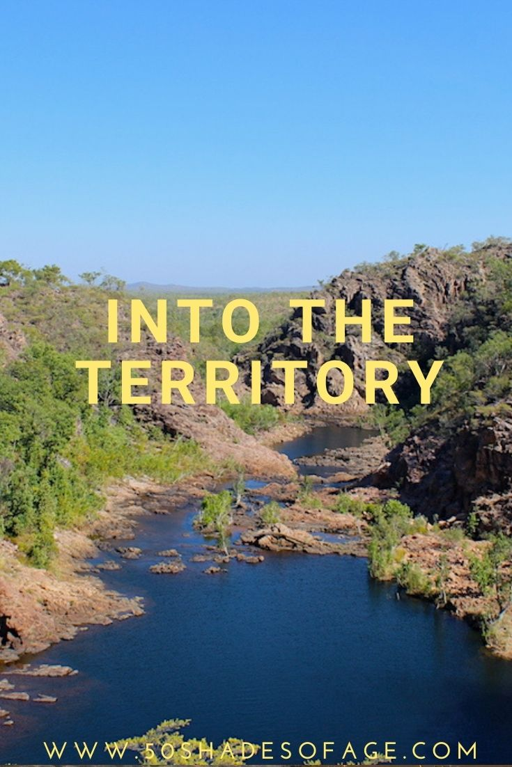 Into The Territory