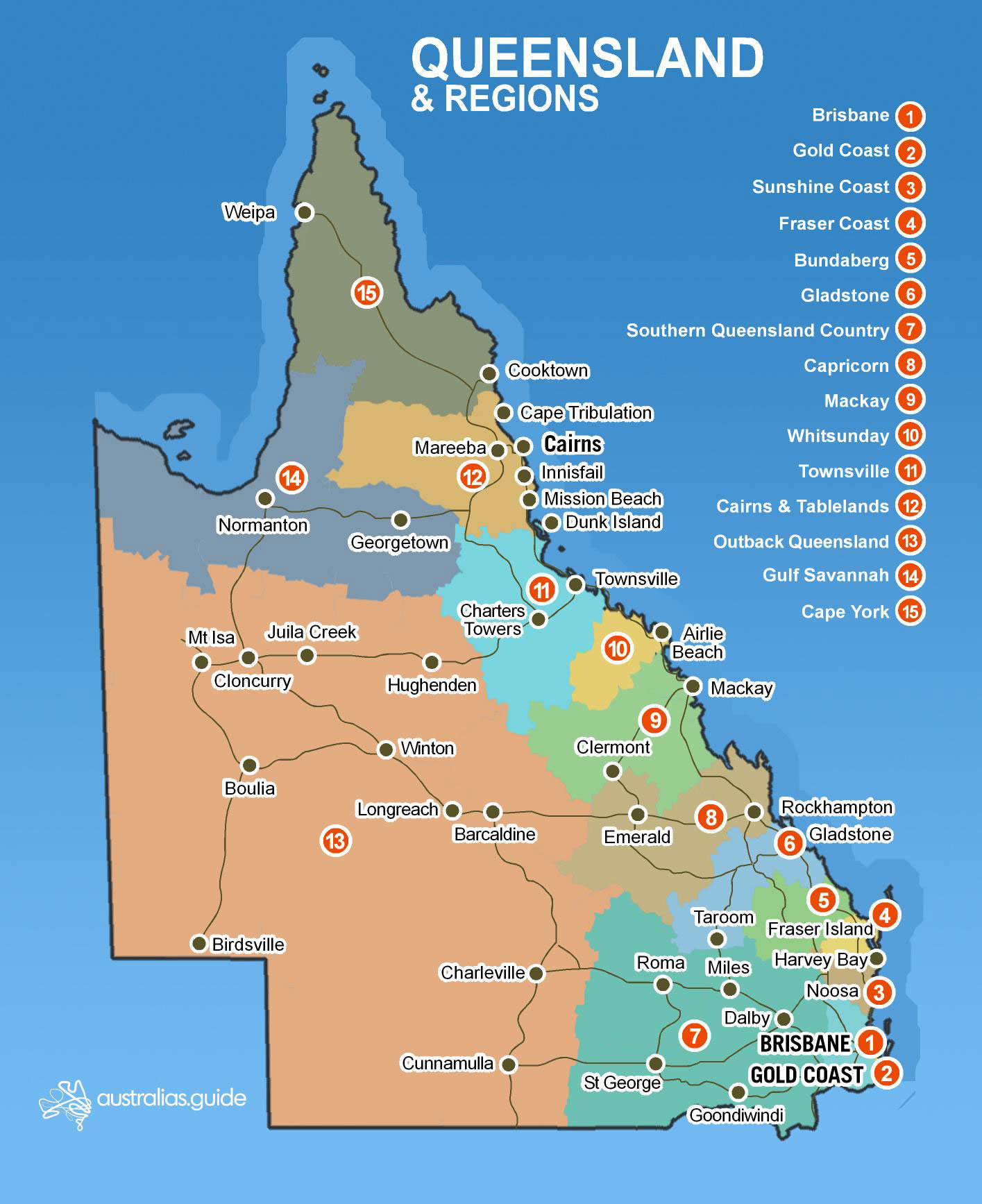 Queensland: A State of Excitement