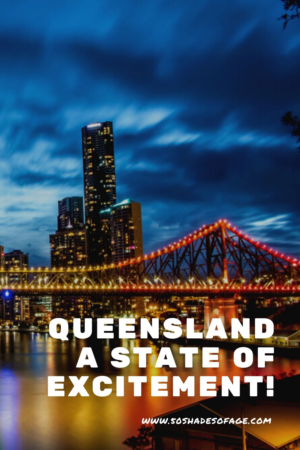 Queensland: A State of Excitement!