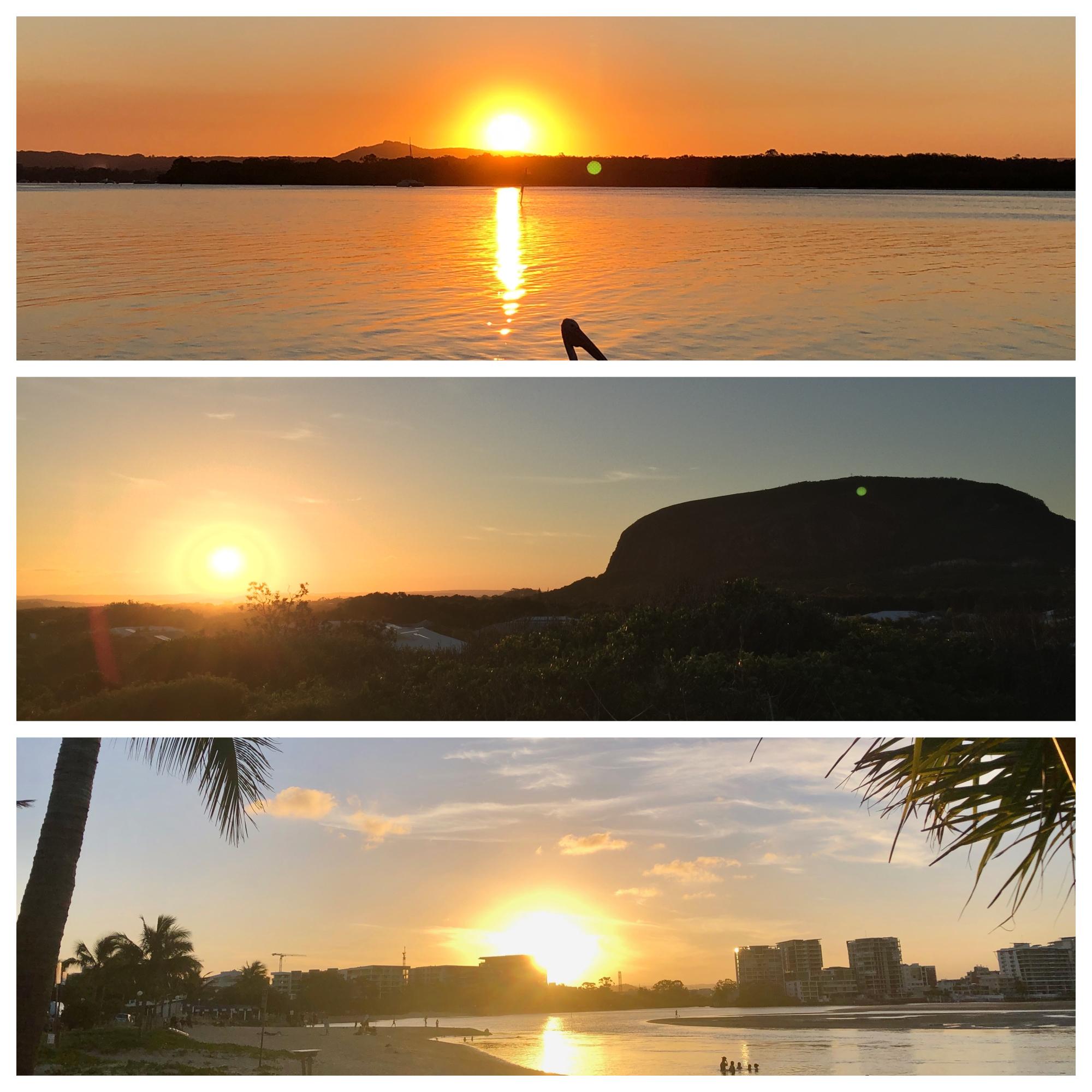 Majestic Australian Sunsets & Sunrises