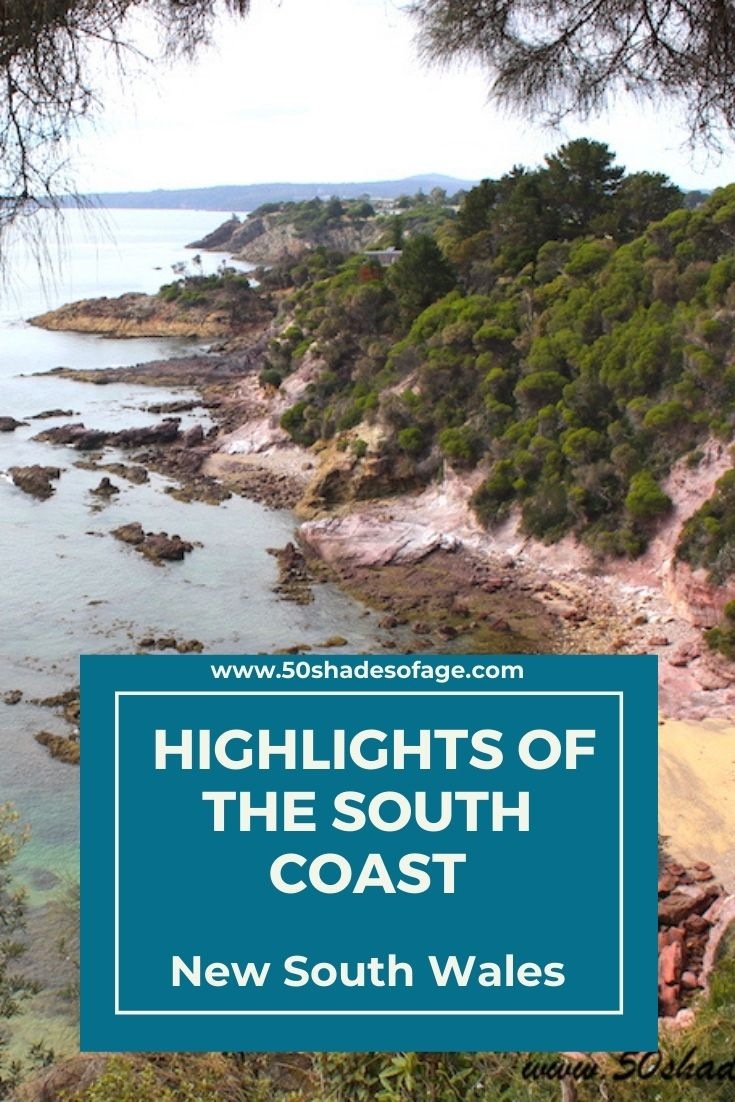 Highlights of the South Coast of New South Wales