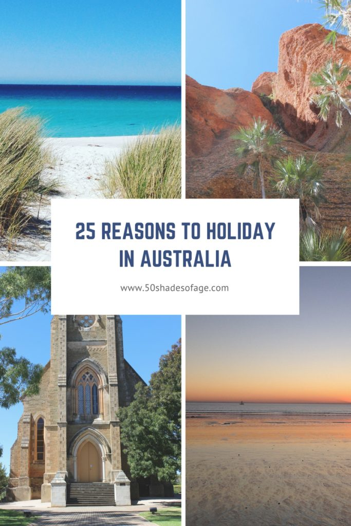 25 Reasons to Holiday in Australia