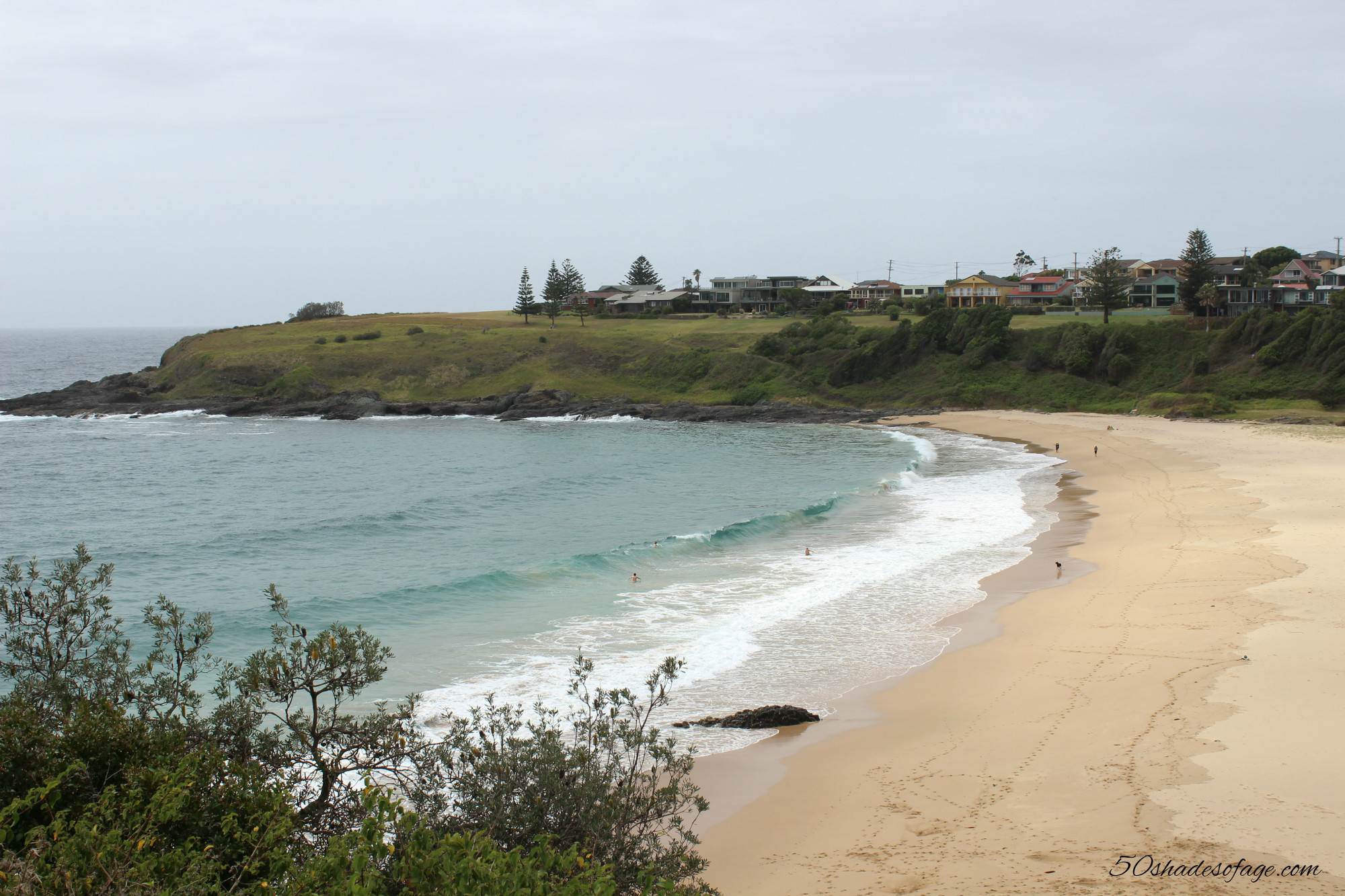Australian Beaches: Southern NSW