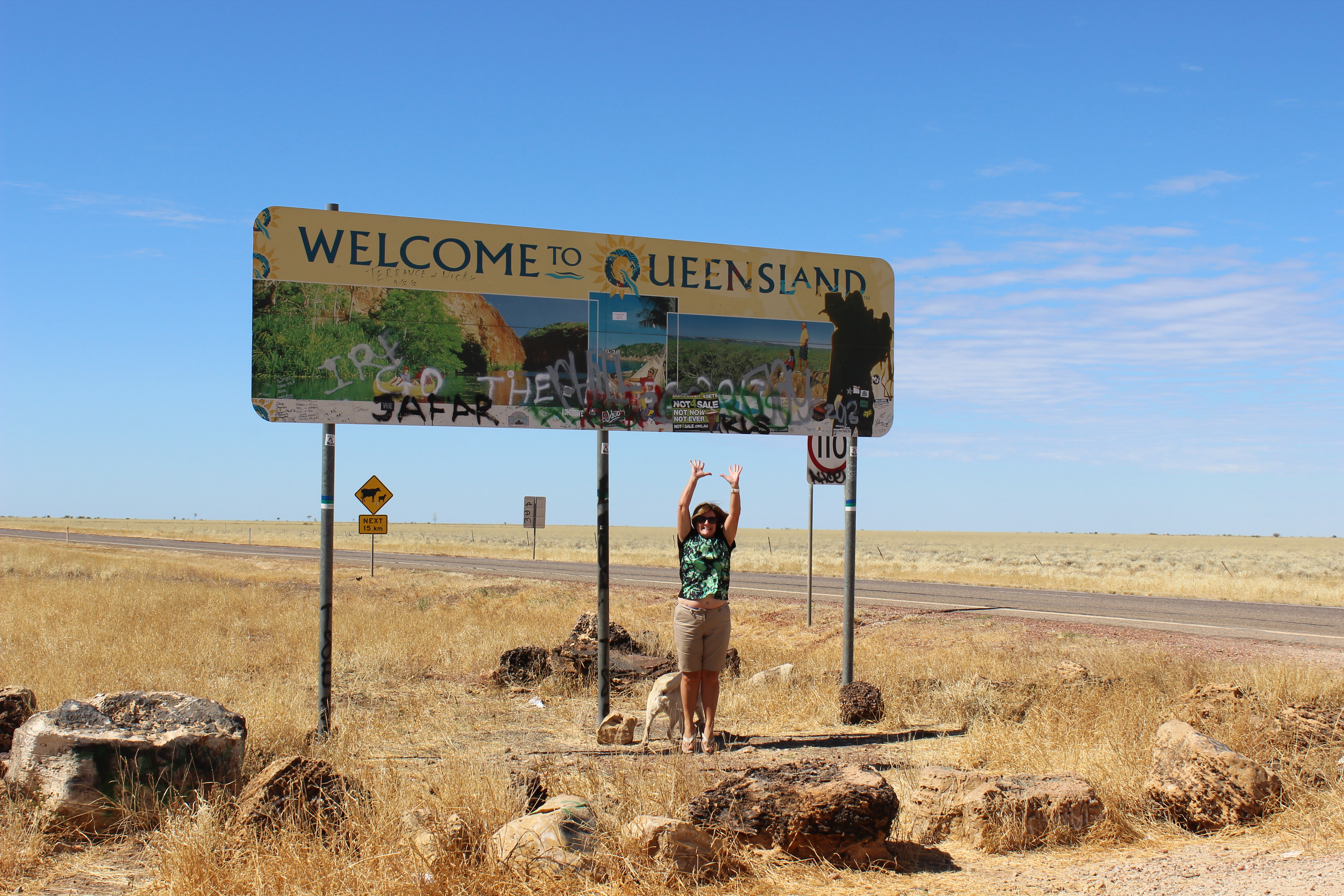 A to Z of Queensland
