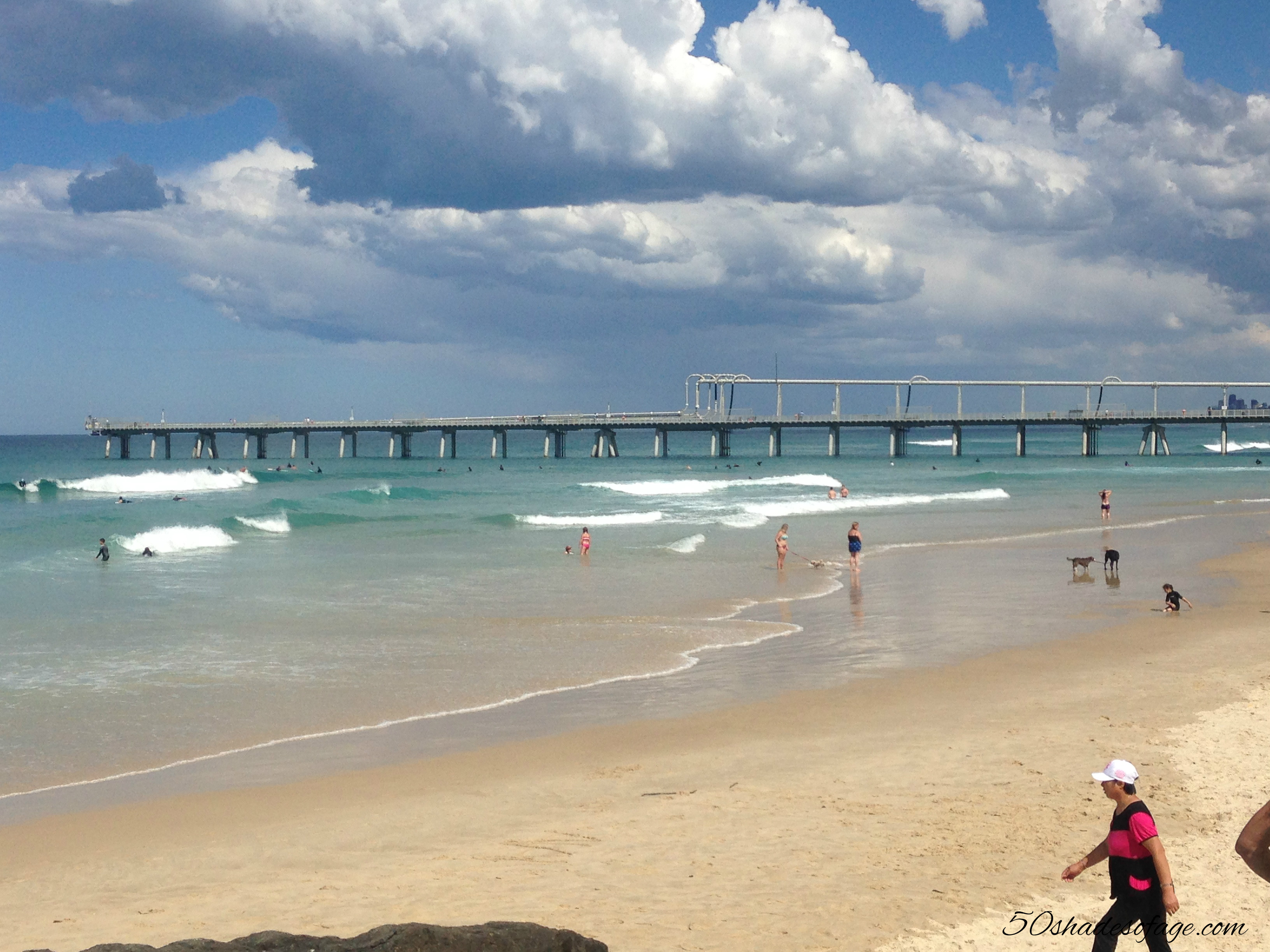 In My Backyard: Southport Spit & Broadwater