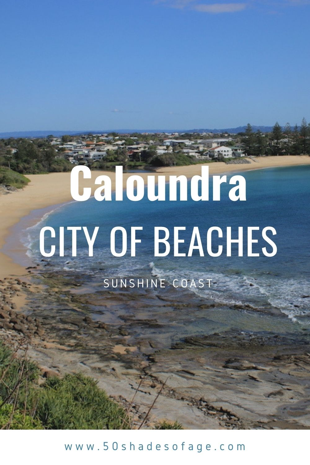 Caloundra:City of Beaches