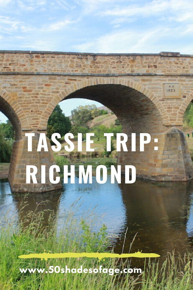 Tassie Trip:Richmond