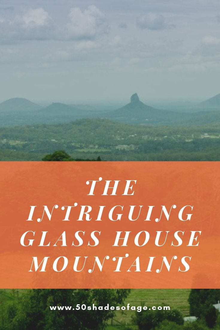 The Intriguing Glass House Mountains
