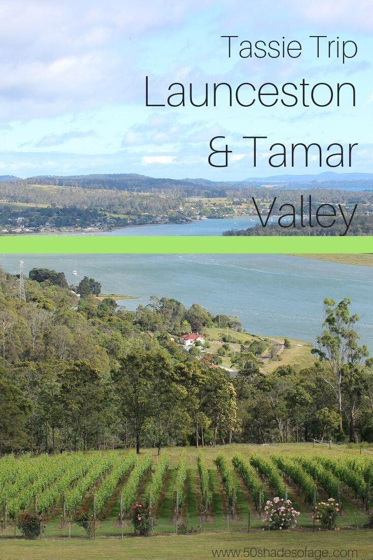 Tassie Trip: Launceston and Tamar Valley