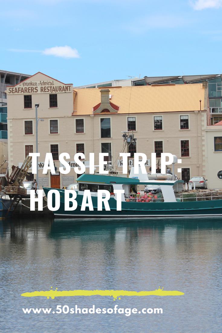 Tassie Trip: Hobart