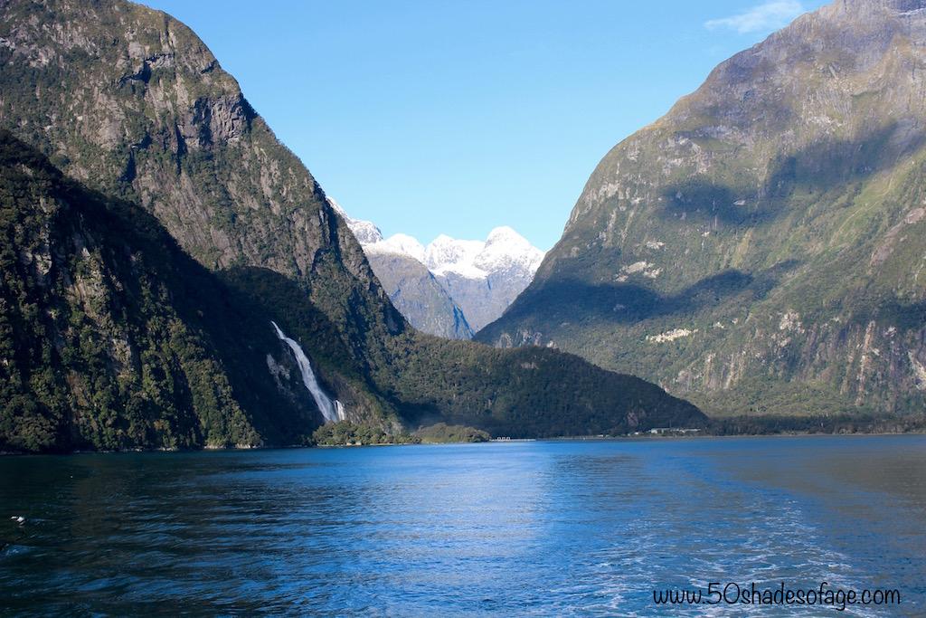 Cruising New Zealand