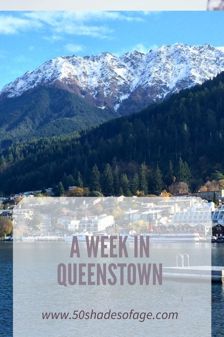 A Week in Queenstown