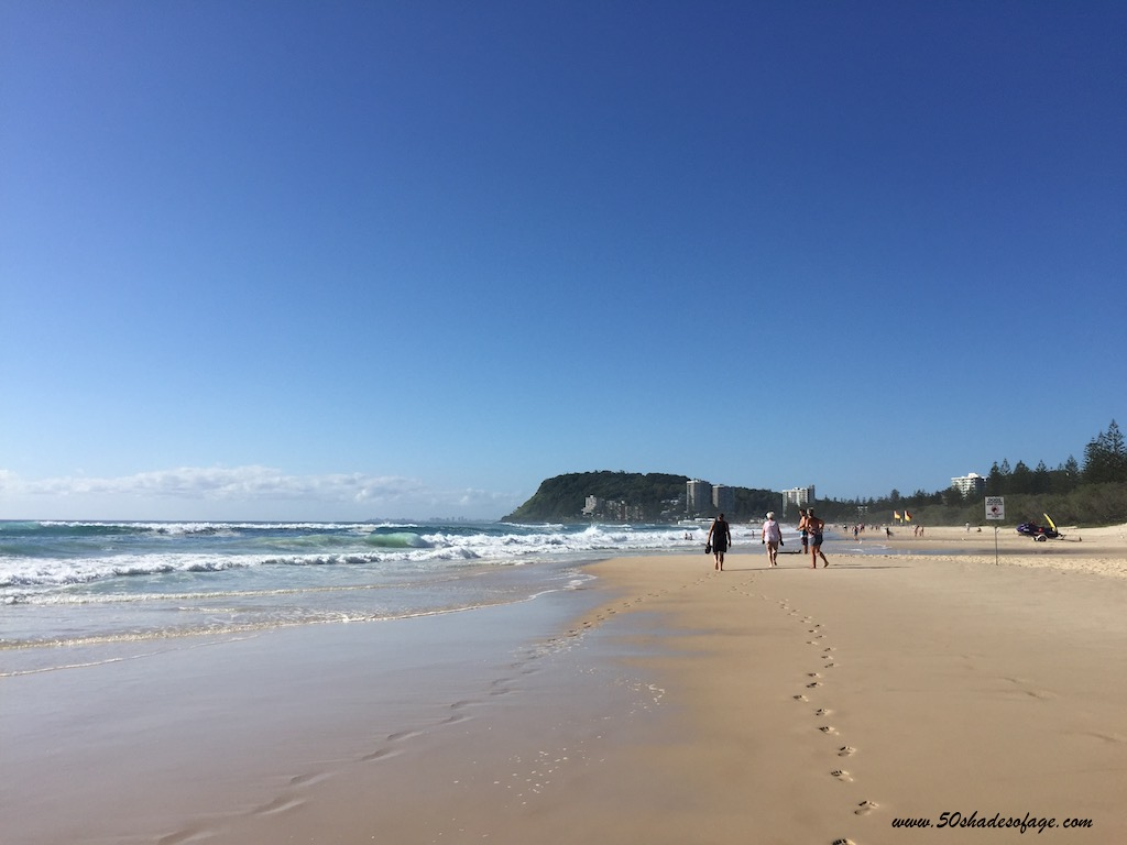 Gold Coast: Spoilt For Beaches