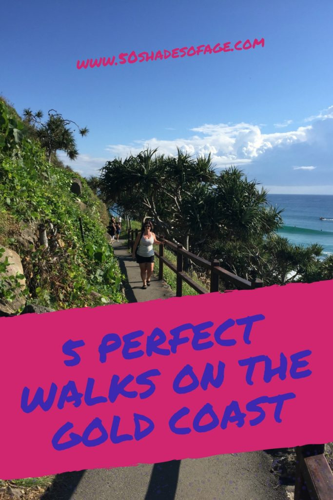 5 Perfect Walks on The Gold Coast