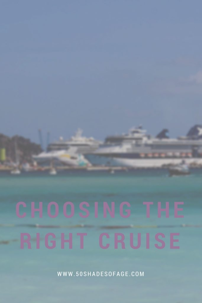 Choosing the right Cruise