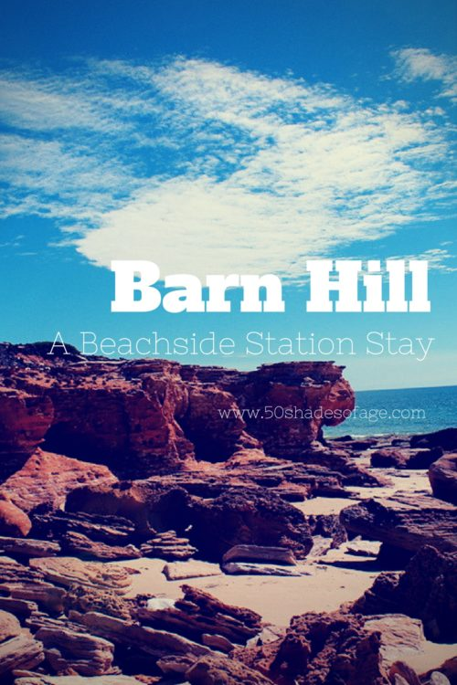 Barn Hill: A Beachside Station Stay - 50 Shades of Age