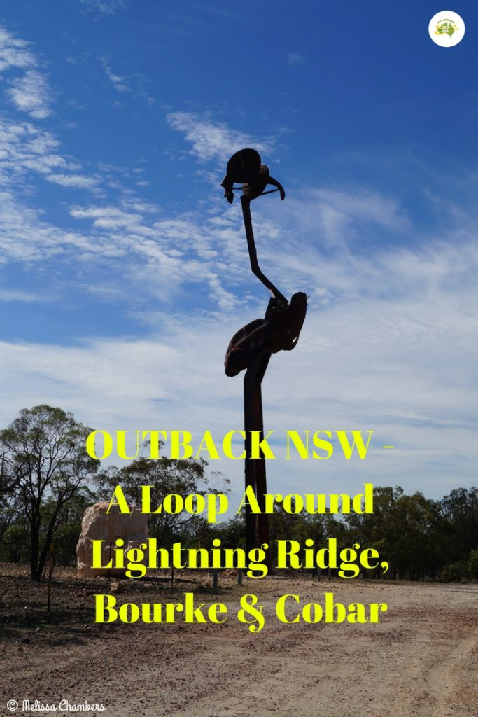 Outback NSW – A Loop Around Lightning Ridge, Bourke & Cobar