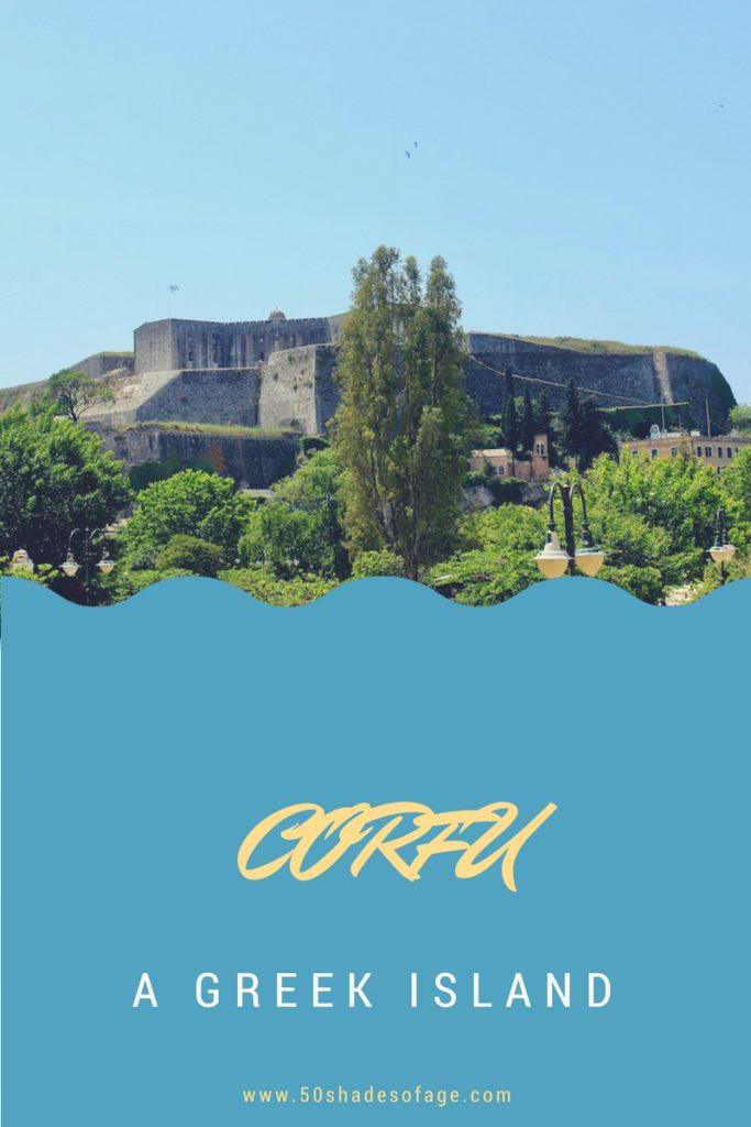 Corfu – A Greek Island