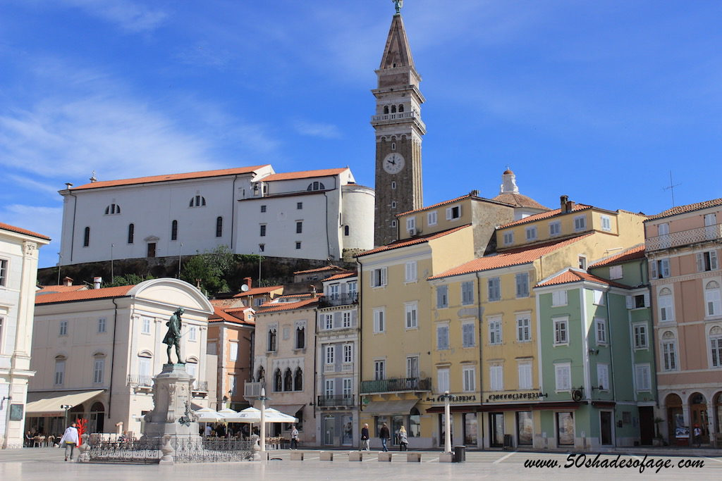 The Charm of Piran