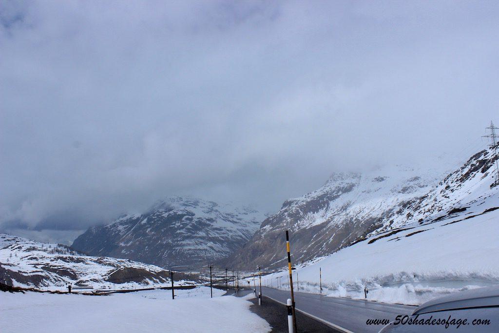 Lake Como to St Moritz in a Day