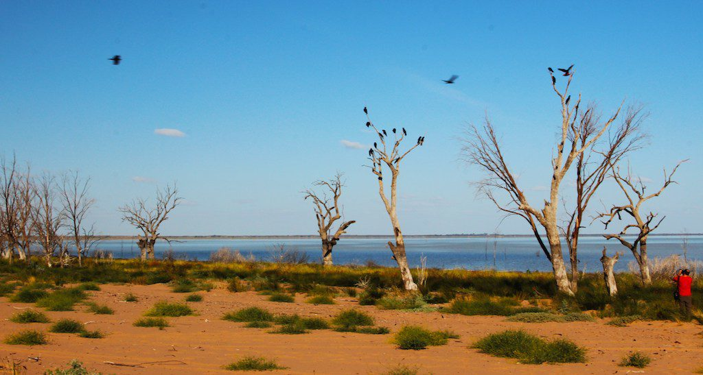 Great Inland Lakes of Australia