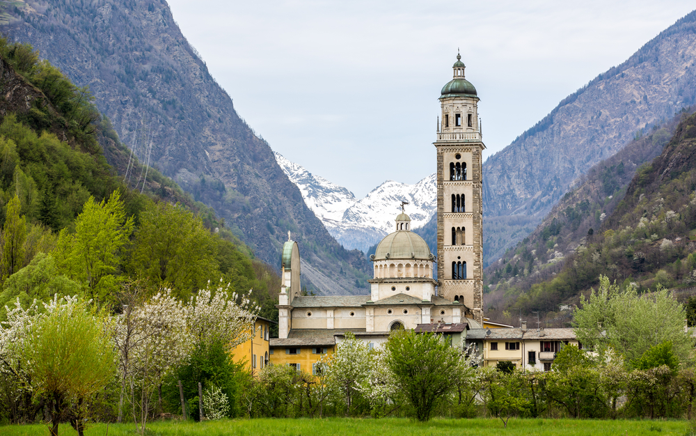 Lake Como to St Moritz in a Day