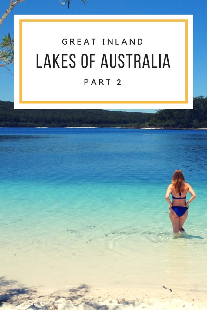Great Inland Lakes of Australia Part 2.