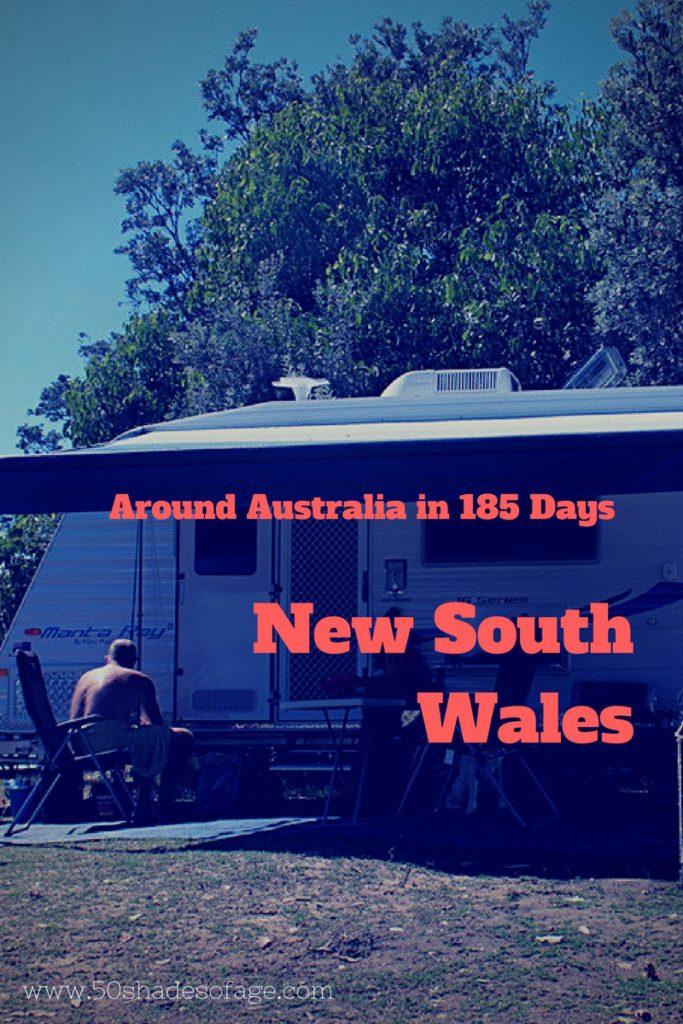 Travel Around Australia in 185 Days: New South Wales