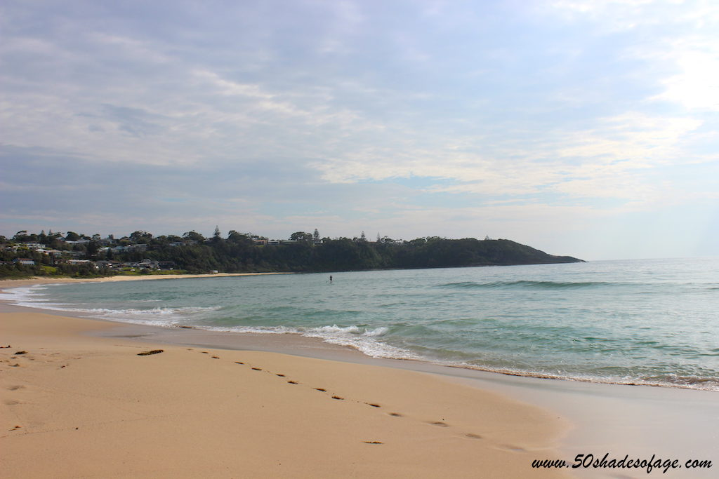 Around Australia in 185 Days:New South Wales