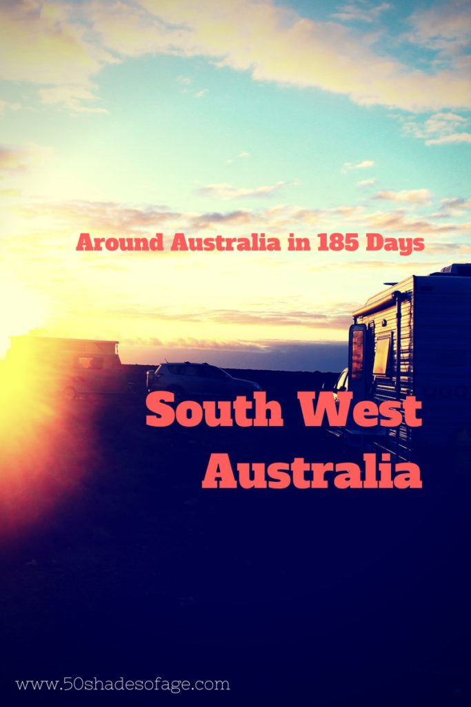 Travel Around Australia in 185 Days: South Western Australia