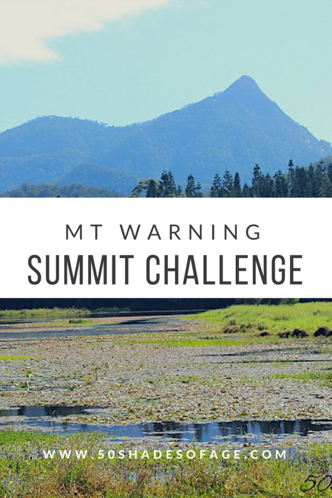 Mt Warning Summit Challenge