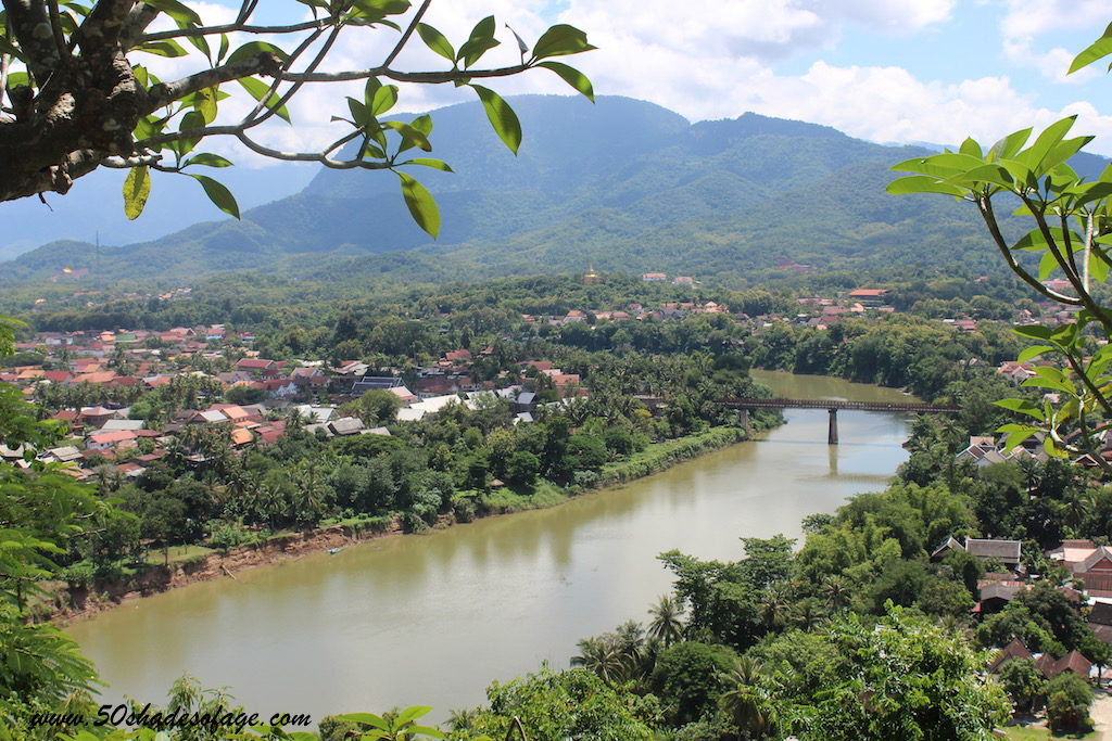 Luxuriating in Laos