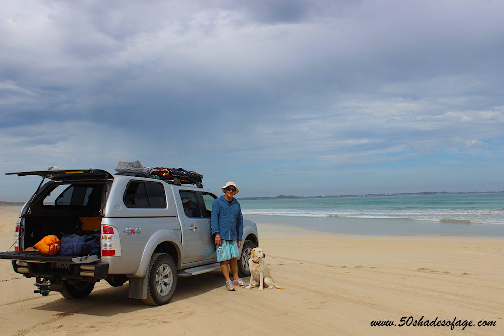 Travel Around Australia in 185 Days: Victoria & South