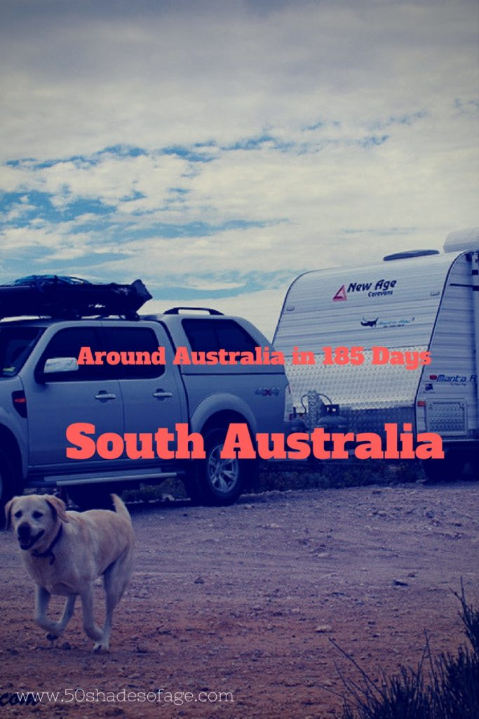 Travel Around Australia in 185 Days: South Australia