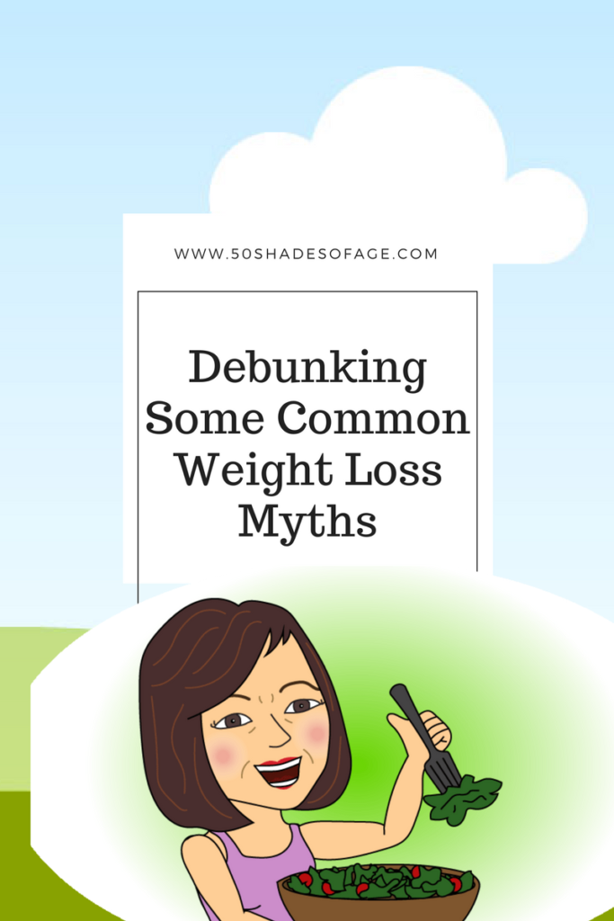 Debunking Some Common Weight Loss Myths