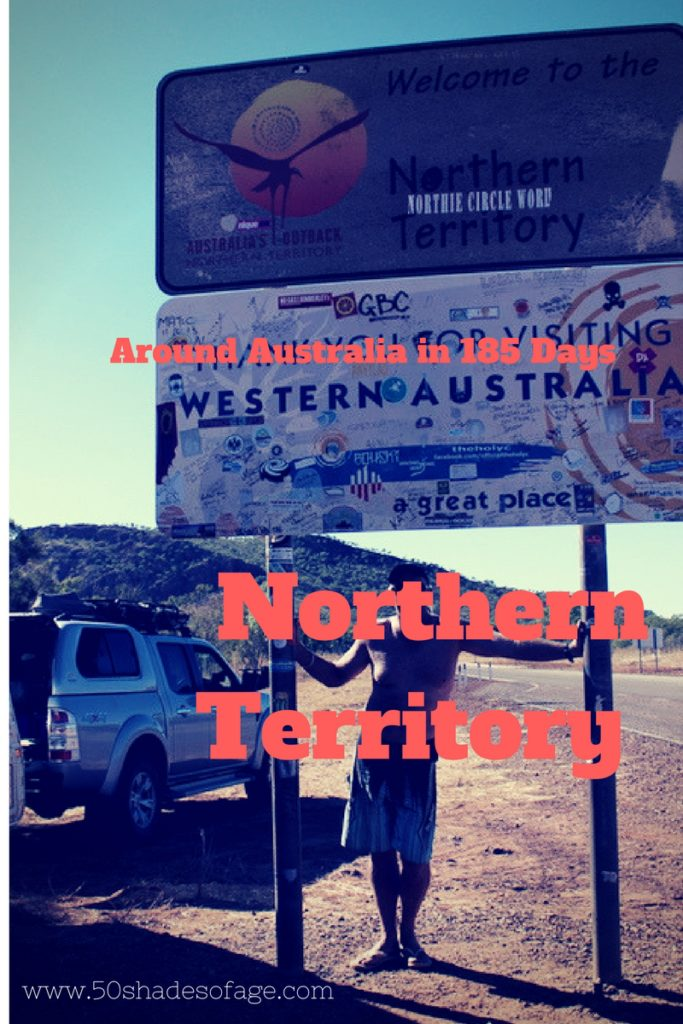 Travel Around Australia in 185 Days: Northern Territory