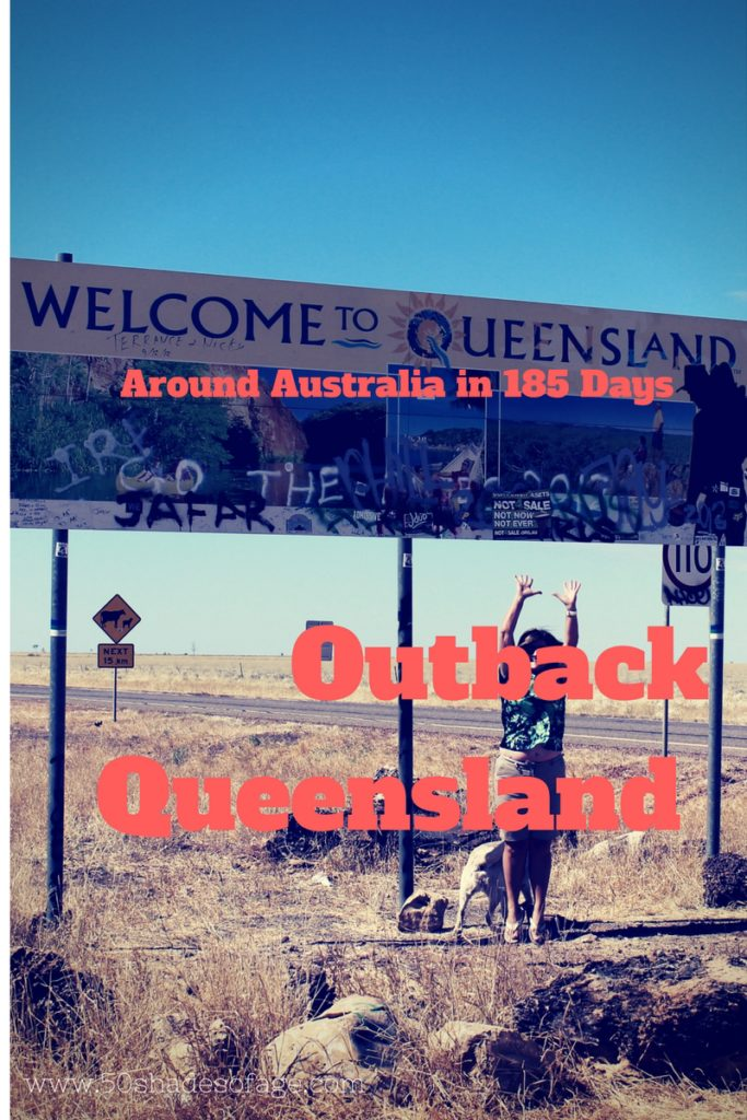 Travel Around Australia in 185 Days: Outback Queensland