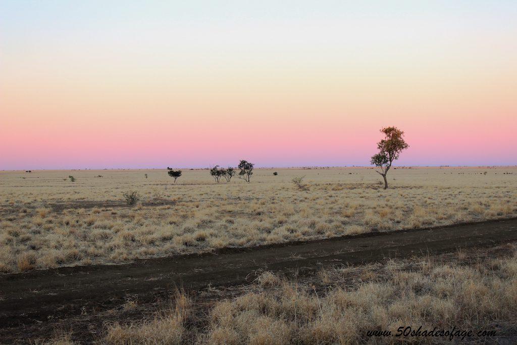 Travel Around Australia in 185 Days