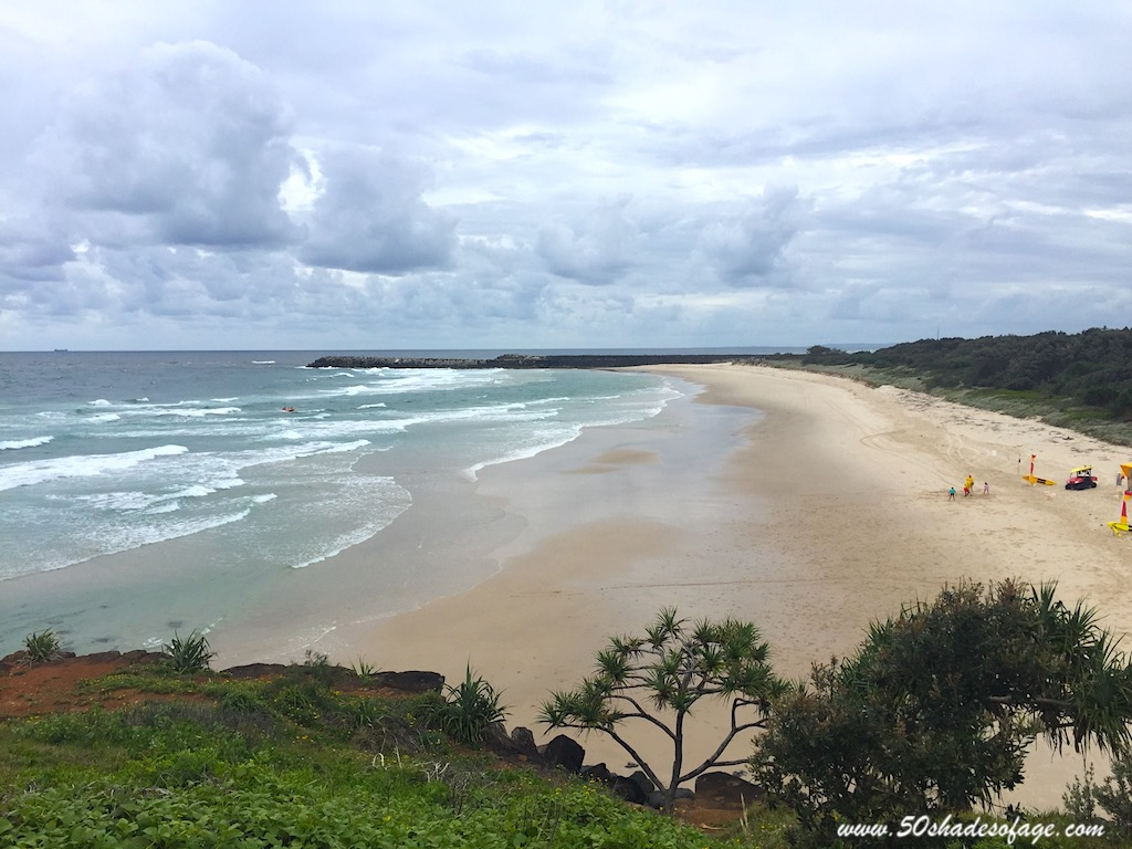 Australian Beaches: Northern New South Wales