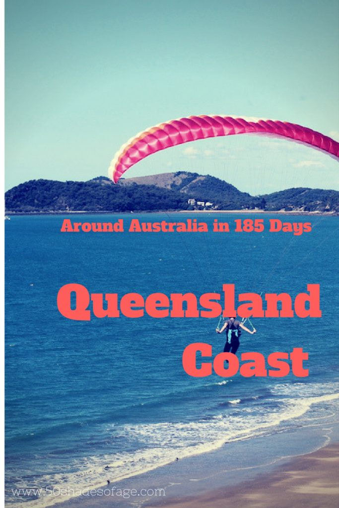 Travel Around Australia in 185 Days: Queensland Coast