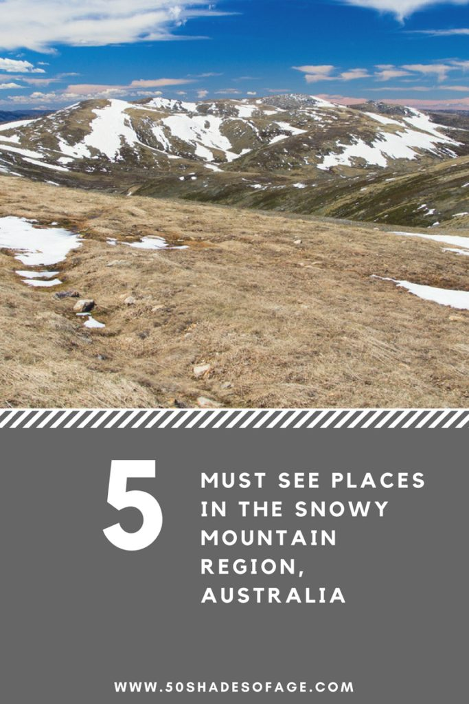 5 Must See Places in the Snowy Mountain Region, Australia