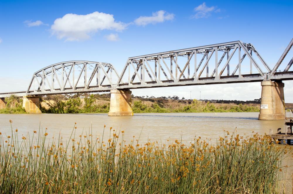Tracing The Mighty Murray River